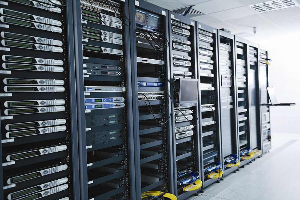 Data Centers rely heavily on HVAC components